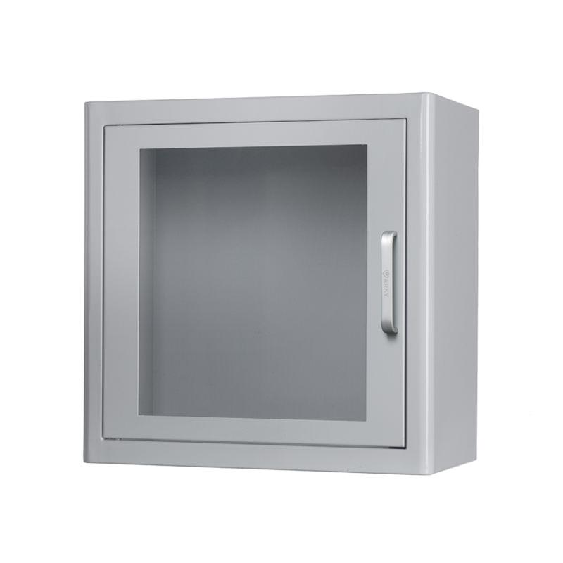 Metalen Aed Binnenkast Met Alarm Defibrion