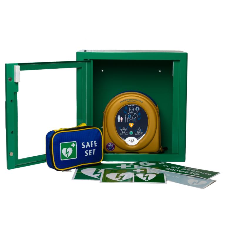Kast met AED Defibrion kopen