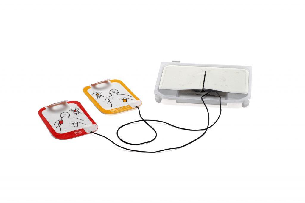 Elektroden Defibrion kope