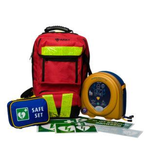AED pakket Defibrion kopen