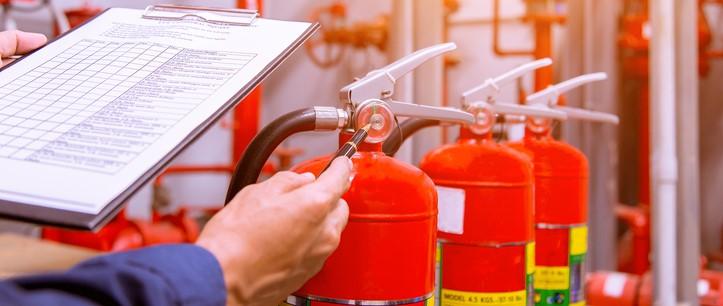 Onderhoud brandblusser bij Defibrion