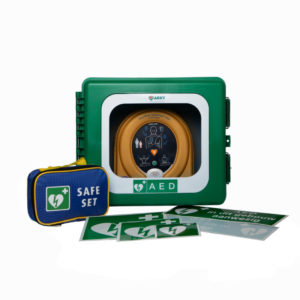 Buitenkast AED Defibrion