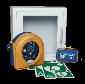 Koop eenvoudig uw AED bij Defibrion