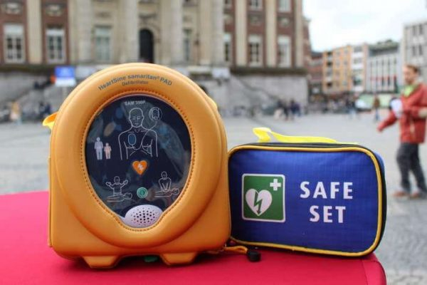 Wat is een defibrillator