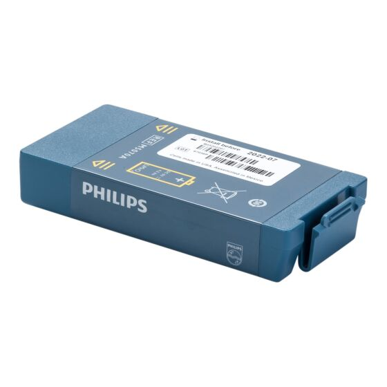 philips heartstart frx batterij