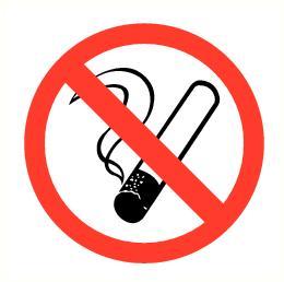 Roken verboden
