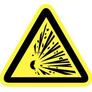 Symbolen waarschuwing