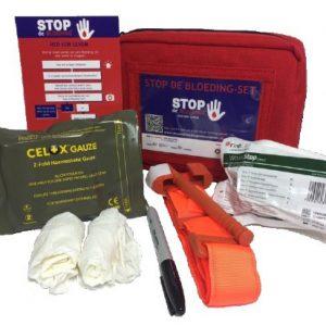 Stop-de-bloedingsets